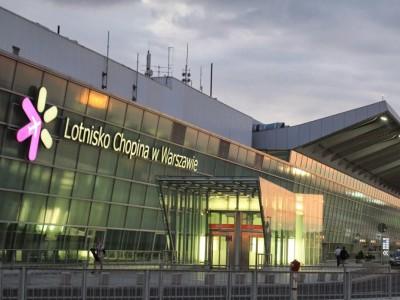 Lotnisko Okęcie - rozbudowa hali odlotów, wykonanie wylewki anhydrytowej