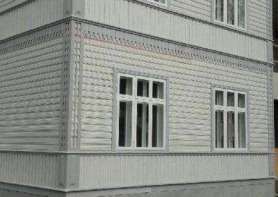 Budynek Gurewicza - miejsce prac posadzkarskich, Mixo-Bud wykonuje posadzki anhydrytowe